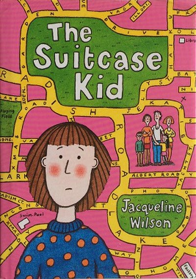 Picture of a book: The Suitcase Kid