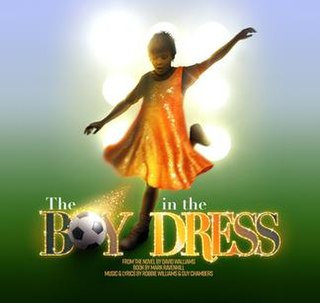 <i>The Boy in the Dress</i> (musical) 2019 stage musical