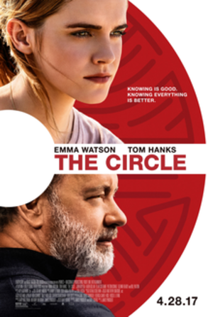 The Circle (2017 film) - Theatrical release poster