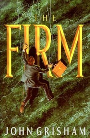 The Firm (novel) - First edition cover