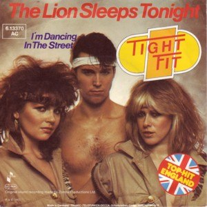 The Lion Sleeps Tonight - Image: The Lion Sleeps Tonight by Tight Fit