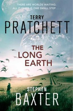 The Long Earth - Image: The Long Earth UK Book Cover