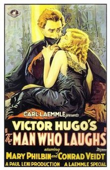 The Man Who Laughs - 1928 theatrical poster.jpg