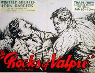 <i>The Rocks of Valpre</i> (1935 film) 1935 film by Henry Edwards