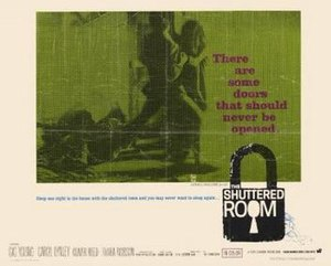 The Shuttered Room - Image: The Shuttered Room Film Poster