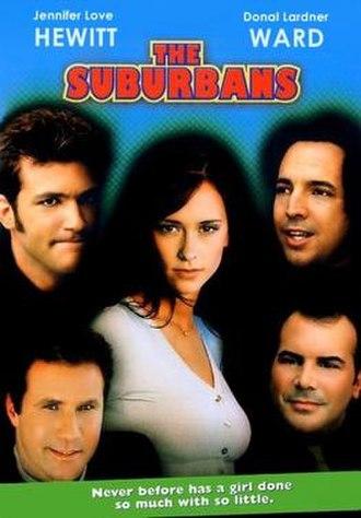 The Suburbans - Image: The Suburbans Film Poster