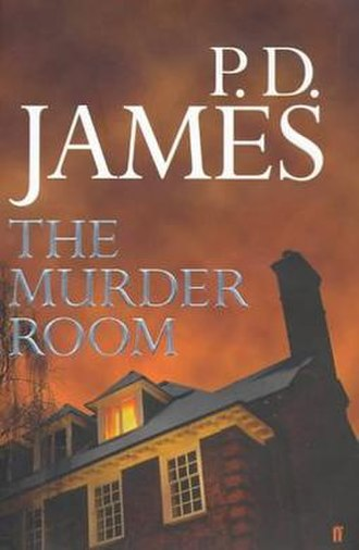 The Murder Room - First edition