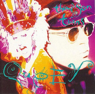 <i>Queer</i> (Thompson Twins album) 1991 studio album by Thompson Twins
