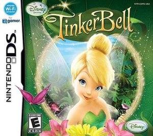 Tinker Bell (film) - Image: Tinker Bell DS