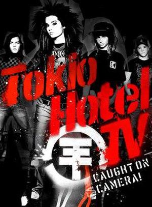 Tokio Hotel TV – Caught on Camera - Image: Tokio Hotel TV Caught on Camera BTGG