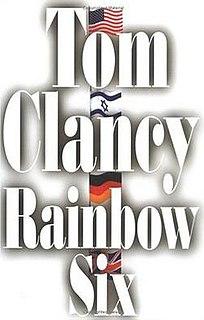 novel by Tom Clancy
