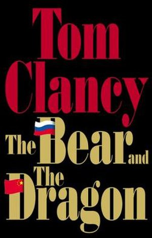 The Bear and the Dragon - First edition cover
