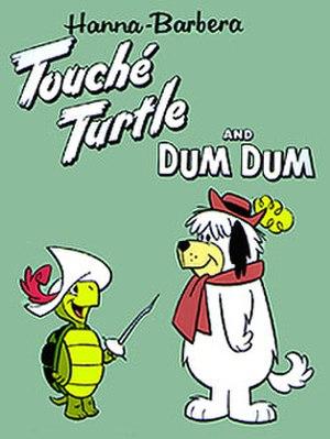 Touché Turtle and Dum Dum - Image: Touchedum