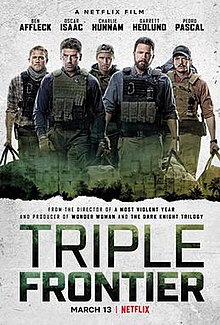 Triple Frontier (film) - Wikipedia