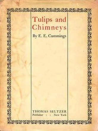 Tulips and Chimneys - First edition cover