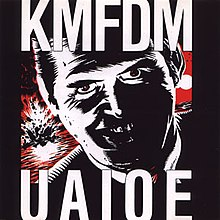 UAIOE (KMFDM album - cover art).jpg