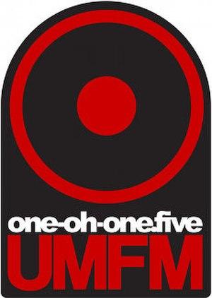 CJUM-FM - Image: Umfm Logo 2006