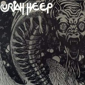 ...Very 'Eavy ...Very 'Umble - Image: Uriah Heep Album