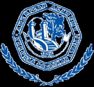 Üsküdar American Academy - Image: Uskudar American Academy Logo