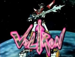 <i>Voltron</i> (TV series) 1984 animated series