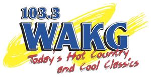 WAKG - Image: WAKG FM 2014