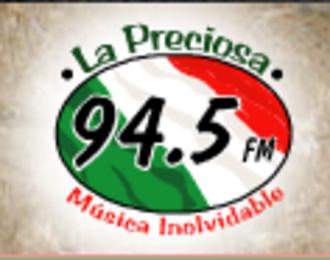 """WPTI - """"La Preciosa"""" logo"""
