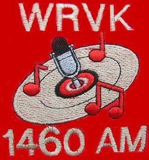 WRVK - Image: WRV Klogo