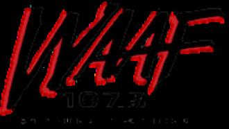 WAAF (FM) - Image: Waaf
