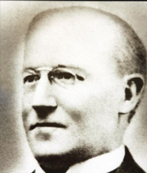 Walter Wild -  Walter Wild during his presidency.