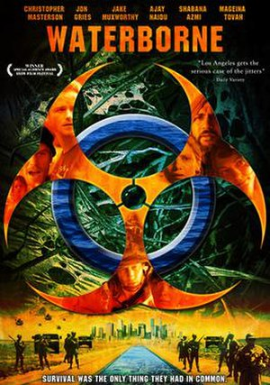 Waterborne (film) - DVD Release Cover