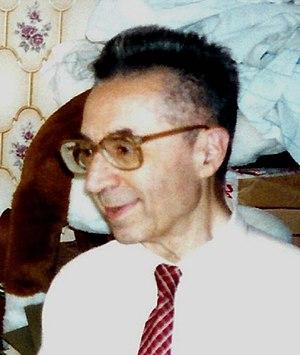 Yuri Kholopov - Yuri Kholopov in 2001, Moscow