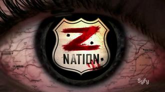 Z Nation - Image: Z nation title