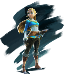 Princess Zelda Wikipedia
