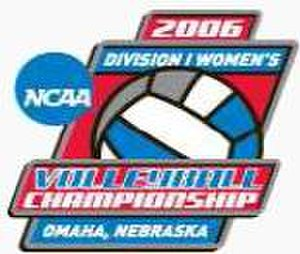 2006 NCAA Division I Women's Volleyball Tournament - 2006 NCAA Final Four logo