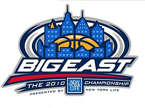 2010 Big East Men's Basketball Tournament - Tournament Logo