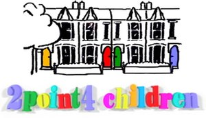 2point4 Children - Title card, used from Series 5-8.