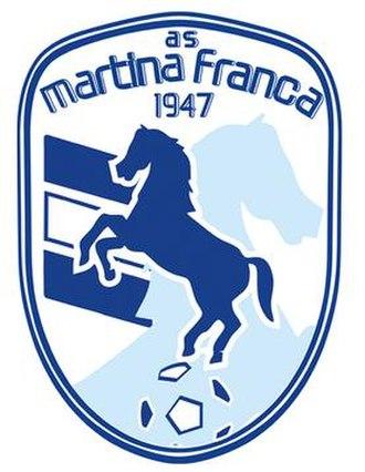 A.S. Martina Franca 1947 - Image: A.S. Martina Franca 1947