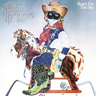 Reach for the Sky (The Allman Brothers Band album) - Image: ABB Reach For The Sky