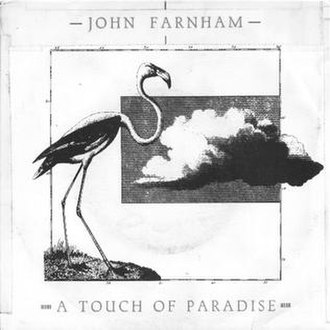 A Touch of Paradise - Image: A Touch Of Paradise by John Farnham