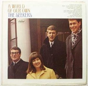 A World of Our Own (album) - Image: A World of Our Own (album) by The Seekers US