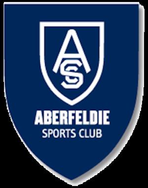 Aberfeldie Football Club - Image: Aberfeldie sc logo
