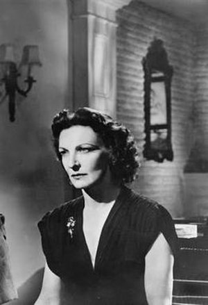 Sonia Dresdel - in The Clouded Yellow (1950)
