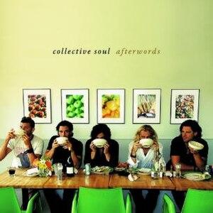 Afterwords (Collective Soul album) - Image: Afterwords (Collective Soul album cover art)