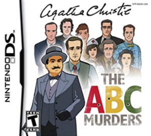 Agatha Christie: The ABC Murders (2009 video game) - Image: Agatha Christie The ABC Murders Coverart