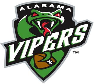 Alabama Vipers Arena football team