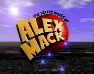 The Secret World of Alex Mack - Image: Alex Mack Title