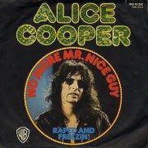 No More Mr. Nice Guy (song) - Image: Alice Cooper No More Mr. Nice Guy single cover