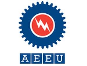 Amalgamated Engineering and Electrical Union - Image: Amalgamated Engineering and Electrical Union logo