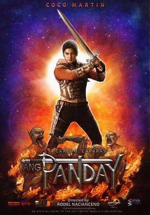 Ang Panday (2017 film) - Image: Ang Panday (2017 film) Official Poster