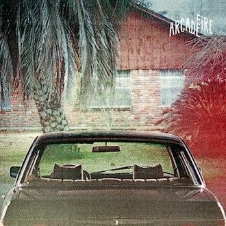 The Suburbs - Image: Arcade Fire The Suburbs